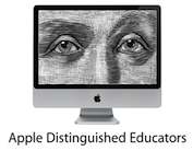 Apple Distinguished Educators